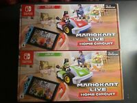 Mario Kart Live: Home Circuit Mario & Luigi Bundle Nintendo Switch game