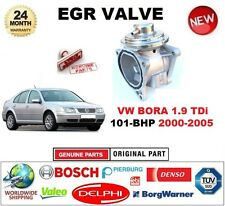 FOR VW BORA 1.9 TDi 101-BHP 2000-2005 Pneumatic EGR VALVE with GASKETS/SEALS