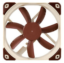 Noctua 120MM 1200RPM Case Computer Knobs Blade Tips 3-Spd SSO2 Bearing Fan-Brown