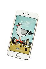 SEAGULL Phone screensaver/wallpaper - fits all phones. DIGITAL download.