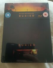 Buried Blu Ray Steelbook - Zavvi Exclusive - Limited Edition of 2,000