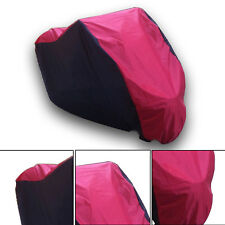 Waterproof Motorcycle Motorbike Scooter Rain Cover Dust Resistant CM1BS