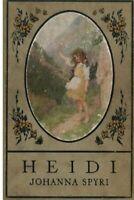 Heidi, Paperback by Spyri, Johanna; Kirk, Maria; Stork, Elisabeth, Brand New,...