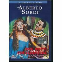 Due Notti Con Cleopatra - Il Grande Cinema di Alberto Sordi - DVD DL000136