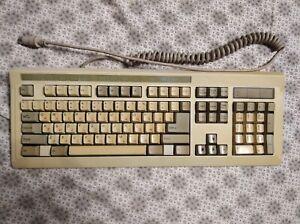 Rare mechanical keyboard Datacomp dfk121 Futaba MA clicky switch and at/xt/v30