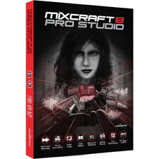 Acoustica Mixcraft 8 Pro Studio for Windows *BRAND NEW* Full Version Retail Box