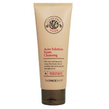 The Face Shop Clean Face acne Solution foam cleanser 150ml