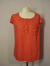 Fat Face coral ditsy print top 10