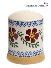 Nicholas Mosse Pottery-poivre salière poivrière-vieux rose design