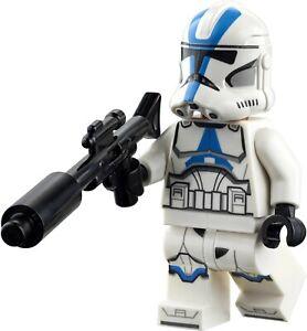 LEGO Star Wars 501st Clone Trooper figure from set 75280 NEW