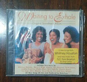 Waiting to Exhale Whitney Houston   colonna sonora Cd nuovo sigillato