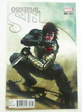 Marvel ORIGINAL SIN #8 Rare 1:50 DELL'OTTO Winter Soldier VARIANT NM Ships FREE!