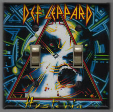Def Leppard Hysteria Double Light Switch Cover Plate - Home Decor