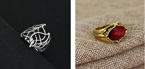 Thranduil's Elf King Mirkwood Ring Lord of the Rings Hobbit & Gift Bag