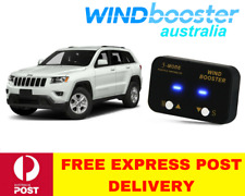Windbooster 5-Mode Throttle Controller for Jeep Grand Cherokee 2010 Onwards