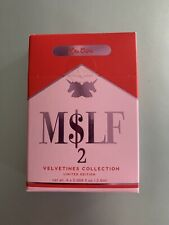 Lime Crime M$LF 2 Velvetines 4 Piece Liquid Lip Collection Limited Edition NIB