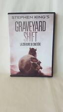 STEPHEN KING'S  - GRAVEYARD SHIFT  DVD HORROR