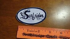 SURFRIDER SURFING PATCH HAWAII PEARL HARBOR SURFING WAVES  Pearl Harbor  BXT#1