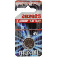 Maxell CR2025 Lithium Battery 3V