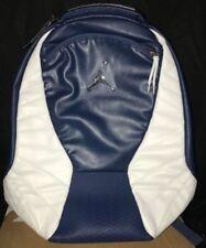 b46a1524eda Nike Jordan Retro 12 French Blue Backpack Book bag