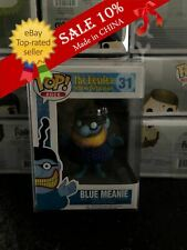 "Funko Pop! Rock The Beatles Yellow Submarine Blue Meanie #31""Mint� Protector"