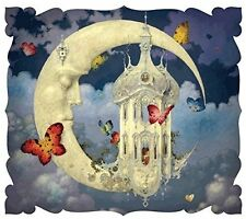 Artifact Puzzles - Daniel Merriam Man in the Moon Limited Edition Wooden Jigsaw
