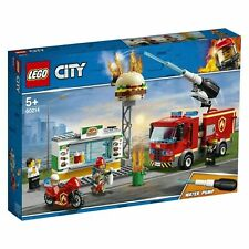 Lego City 60213 pompiers au port neuf et neuf dans sa boîte