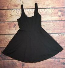 Women's Juniors Victorias Secret Pink Little Black Dress Tank Fit&Flare Size XS