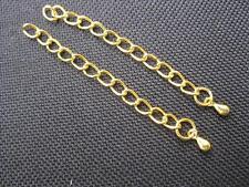 2 Regulations-cadenita Gold 5cm con bömmel nuevo top 1114