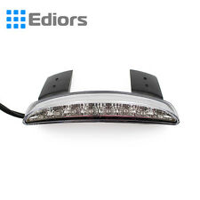 CUSTOM MOTORCYCLE INTEGRATED 8LED TAILLIGHT BLINKE SIGNALS BRAKER RUNNING LIGHTS