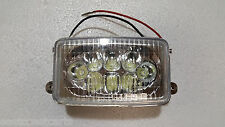 EZGO, Club Car, Yamaha Golf Cart Replacement LED Headlight BLUB Assembly