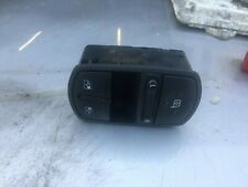 VAUXHALL OPEL CORSA D 2006-12 WINDOW & MIRROR CONTROL SWITCH PART 13258522AA