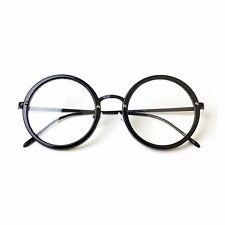 1920s Vintage Oliver Retro Eyeglasses 488R58 black Found frames IE rubyruby
