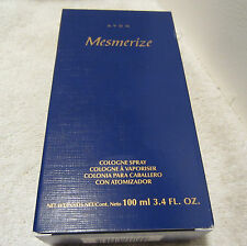 AVON MESMERIZE 3.4 OZ COLOGNE SPRAY FOR MEN