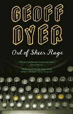 Out of Sheer Rage: In the Shadow of D.H.Lawrence, Geoff Dyer, Paperback, New
