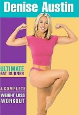 Ultimate Fat Burner, Denise Austin, Cal Pozo, 012236133520, New