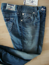 TRUE RELIGION Jeans BOOTCUT SPADE PKTS Damen Jeanshose Gr.28 NEU mit ETIKETT
