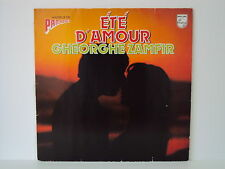 """Gheorghe Zamfir - Ete d'Amour 12 """" PHILIPS LP Master of the Pan Flute (L4909)"""