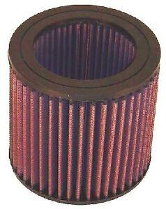 K&N Hi-Flow Performance Air Filter E-2455 fits Saab 9-5 1.9 TiD 110kw, 2.0 Tu...