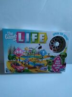 Hasbro The Game of Life Boardgame NEW FACTORY SEALED 2017