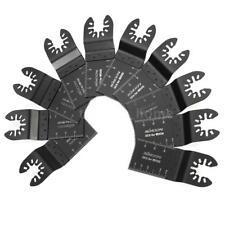 KKmoon 10pcs Oscillating Multi Tool Saw Blades Kit for DeWalt Cougar Fein A2L8