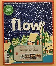 FLOW N°6 2015 - Magazine Art Culturel - Avec Cadeaux -TBE - Version Française