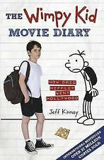 The Wimpy Kid Movie Diary-ExLibrary