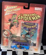 '64 VW Samba Bus Spiderman Marvel Comics Johnny Lightning Free Ship See Detail