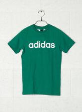Abbigliamento verde con fantasia logo per bambine dai 2 ai 16 anni