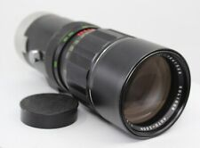 Pentax K Mount Soligor Zoom 75-260mm F4.5 Camera Lens
