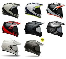 BELL MX-9 Adventure 2020 Adult Motorcycle Peak Helmet with MIPS Technology