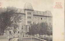 Académie St Louis de Gonsagne MONTREAL Quebec CANADA 1905 Montreal Import Co 280