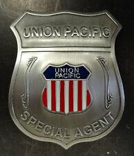 UNION PACIFIC RAILROAD SPECIAL AGENT BADGE