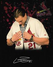 Brett Cecil Signed Auto Autographed 8x10 Photo St. Louis Cardinals COA HOLO C